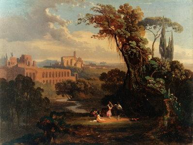 Arte dell'Ottocento, Pittura di paesaggio