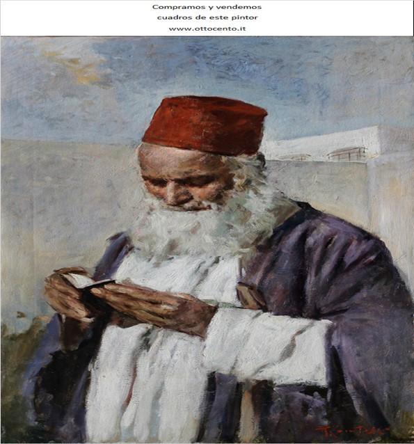 Romualdo Locatelli Pintor - compras, ventas, precios cuadro