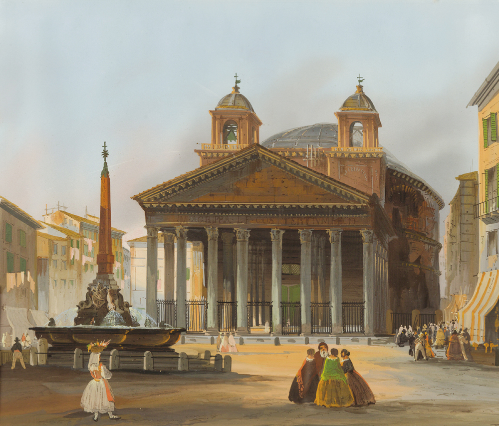 vincenzo giovannini pantheon