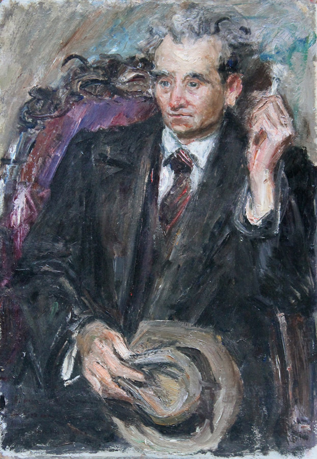 Carlo Verdecchia ritratto di Epifanio Rossetti
