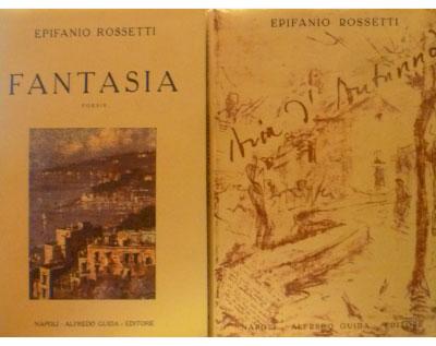 Epifanio Rossetti Voce che resta Napoli 1971