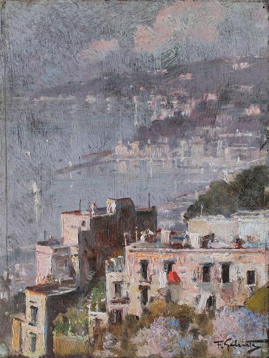 Francesco Galante Napoli