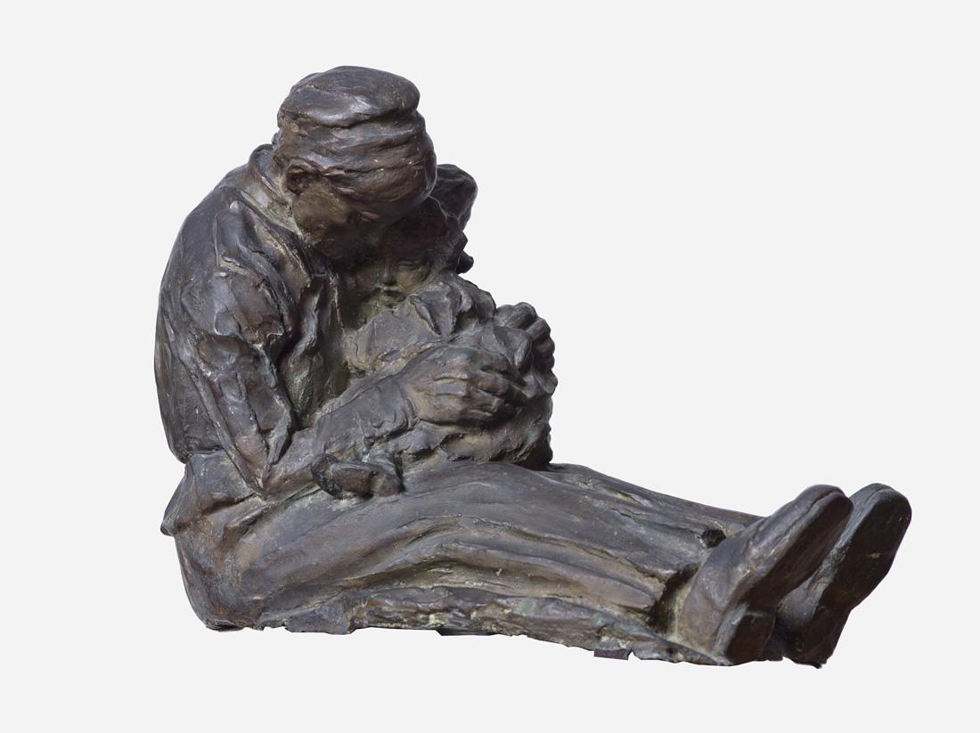 giovanni prini bronzo mamma