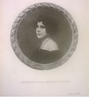 Antonino-Calcagnadoro-ritratto-della-sorella