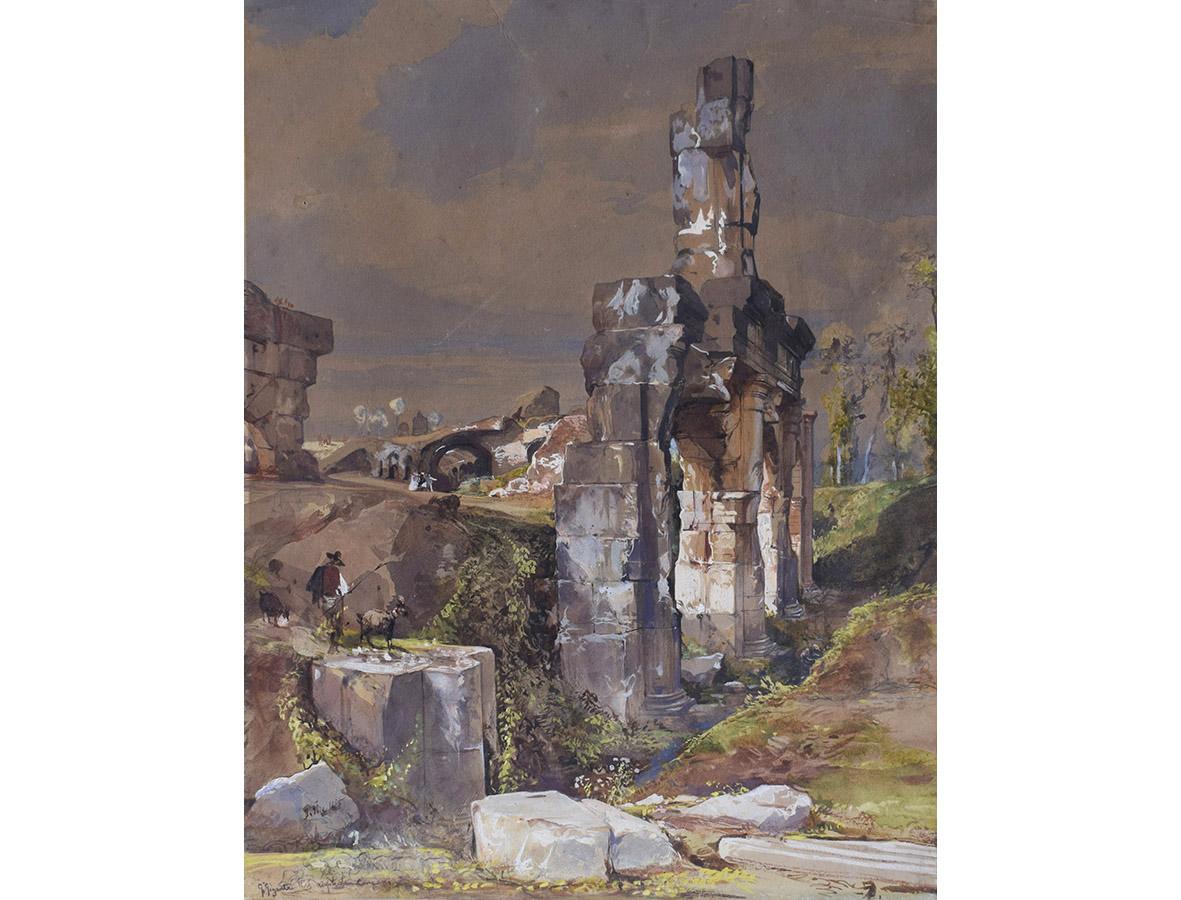 giacinto gigante anfiteatro campano