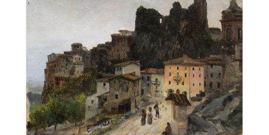 10 Pietro Sassi Olevano romano