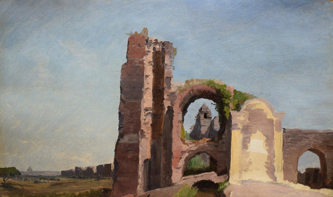 14 Pietro Sassi fontana a Porta Furba