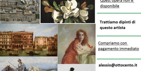 dipinti_immagini_archivio Giuseppe Bernardino Bison