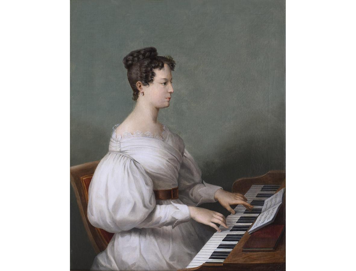 pittore XIX secolo_pianista