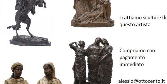 Francesco Ciusa archivio-acquisto-valutazione