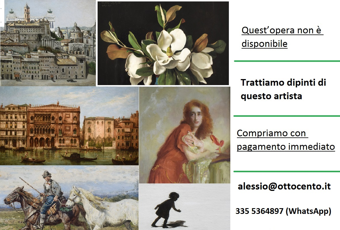 Ubaldo Oppi archivio_acquisto_valutazione