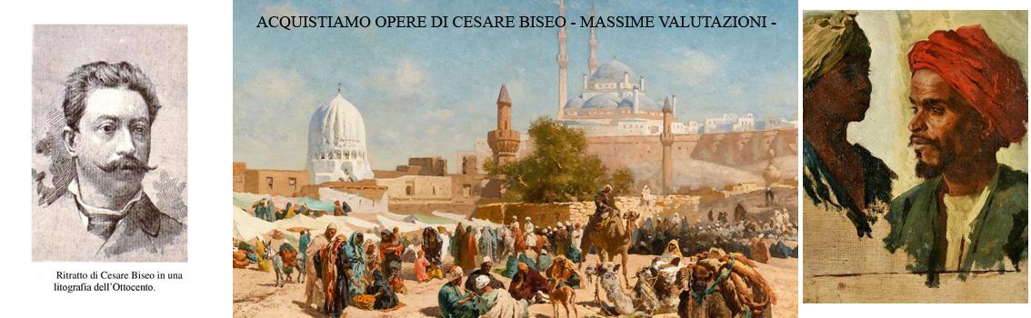 Cesare Biseo valore e prezzi