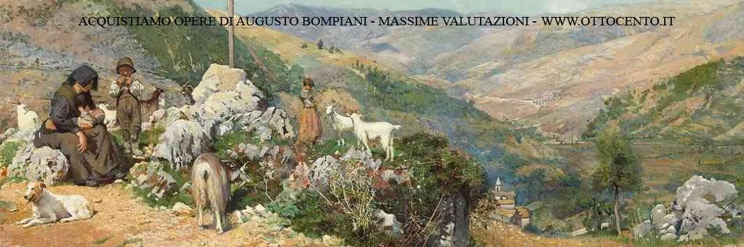 Augusto Bompiani valore e prezzi
