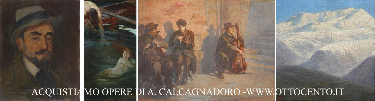 Antonino Calcagnadoro valore e prezzi