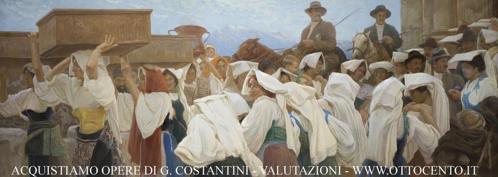 Giovanni Costantini valore e prezzi