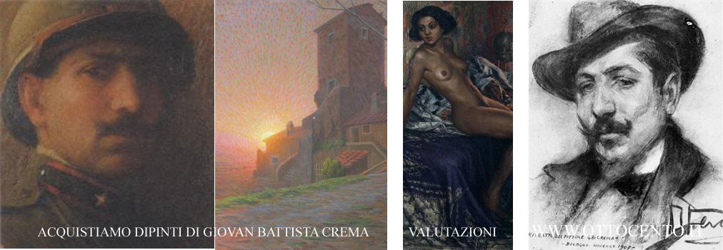 Giovan Battista Crema valore e prezzi