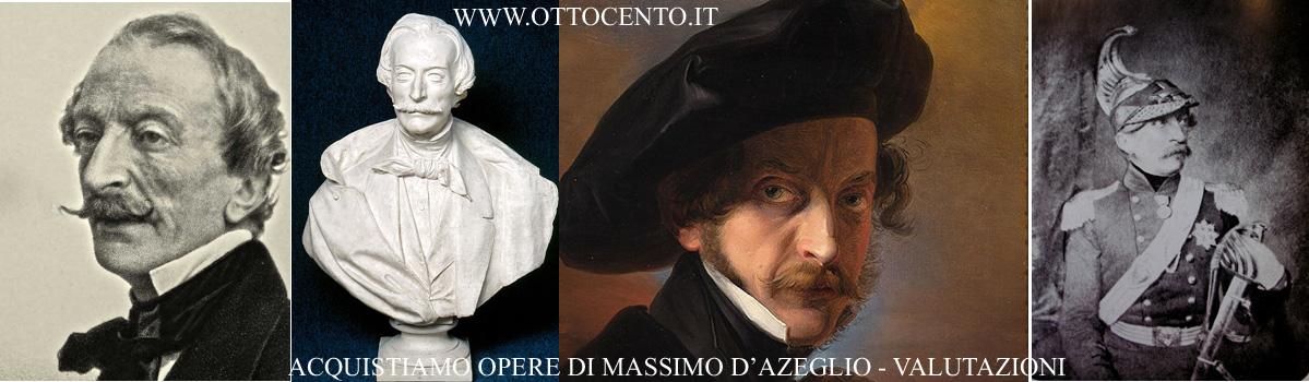 Massimo D'Azeglio valore e prezzi