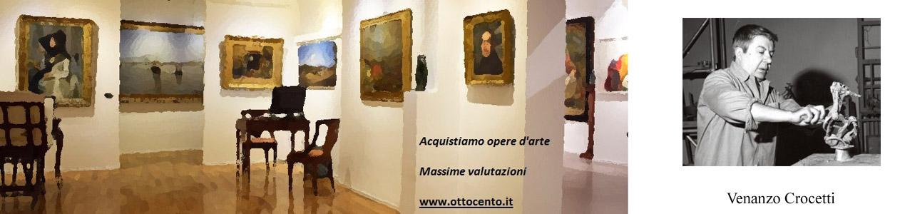 Venanzo Crocetti valore e prezzi sculture