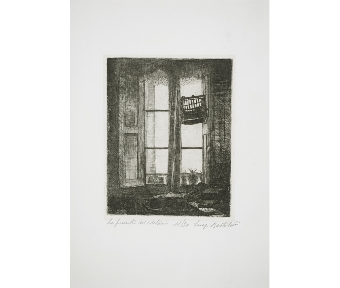 11 luigi bartolini la finestra del solitario