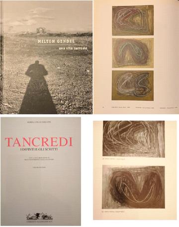 Tancredi Parmeggiani (Feltre 1927 - Roma 1964), Motivo astratto (1950 - 1951)