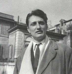 Tancredi in Rome, 1950, Milton Gendel's photo