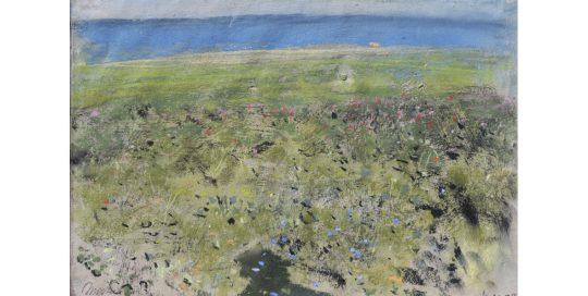 3 francesco Paolo Michetti paesaggio_dune