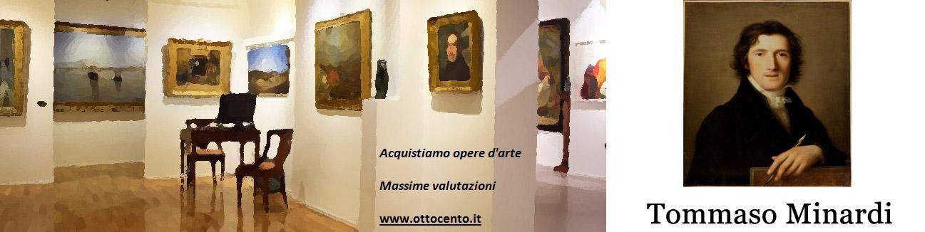 valutazione gratuita quadri opere di tommaso minardi dipinti