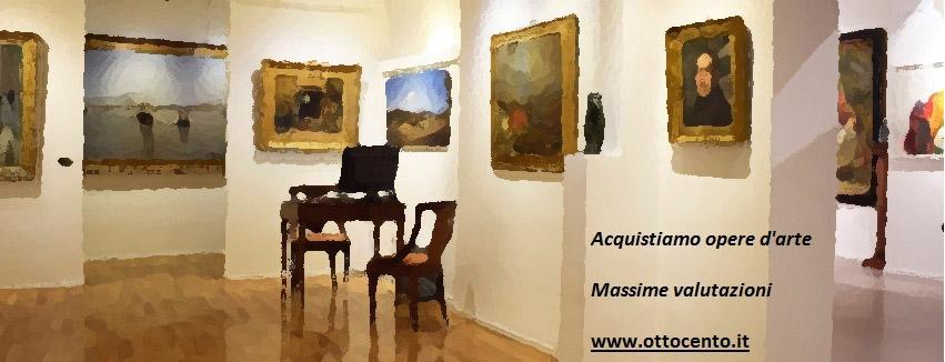 galleria d'arte offre valutazione gratuita compra quadri di virginio monti