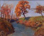 filippo anivitti il fiume