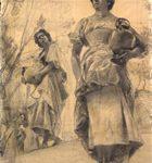 raniero aureli donna della campagna